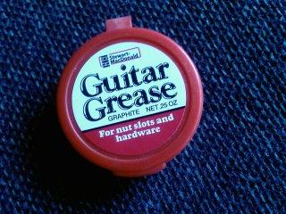 Guitargrease
