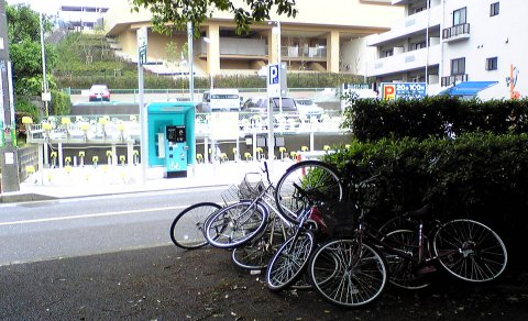 Bicycleleft