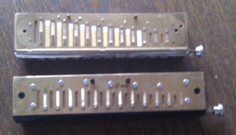 Valvelessharmonica