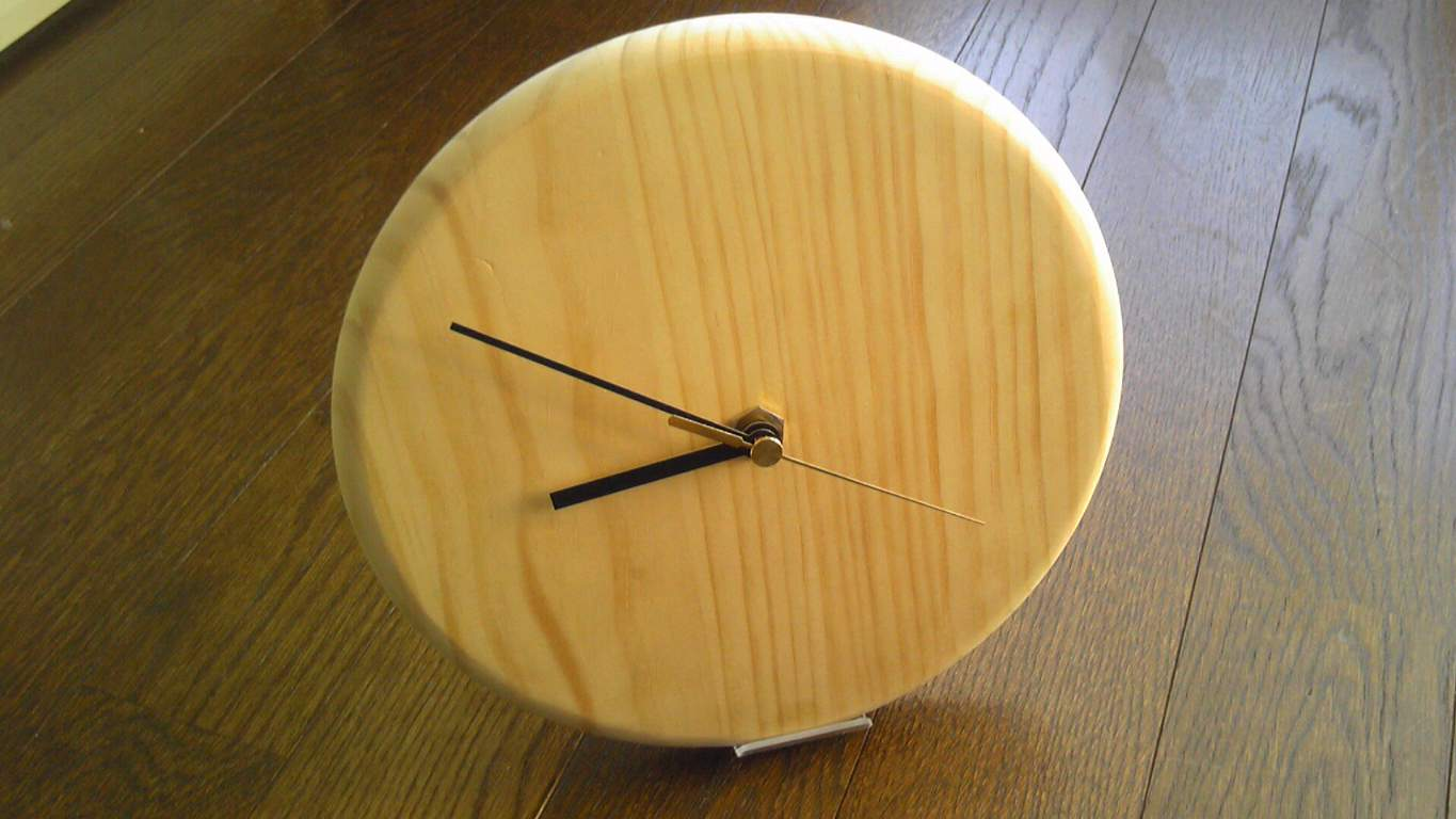 Woodclock