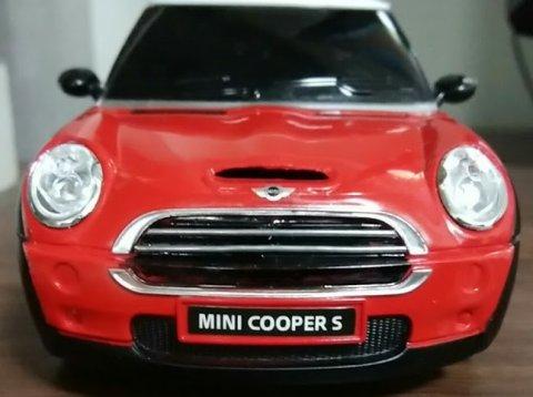 Minicoopergrill